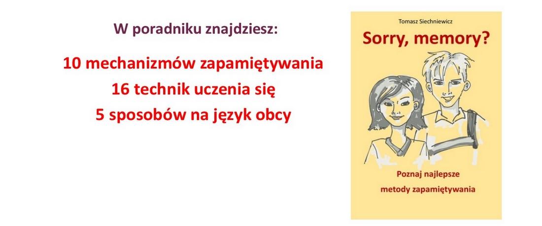 Poradnik Sorry memory