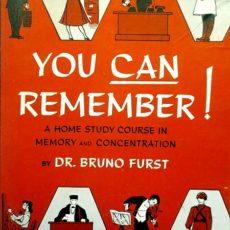 Bruno Furst, prawnik od pamięci