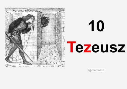 System główny 10 Tezeusz