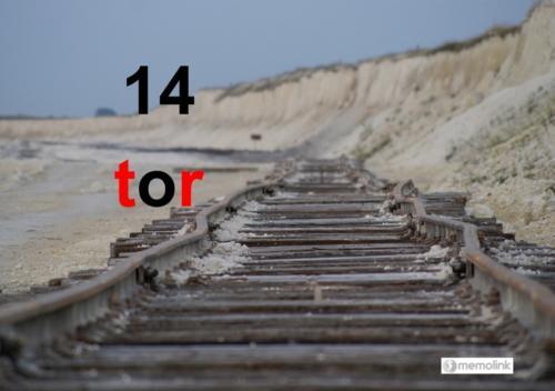 System główny 14 Tor