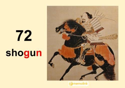 System główny karta 72 shogun
