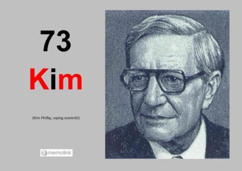 System główny karta 73 Kim