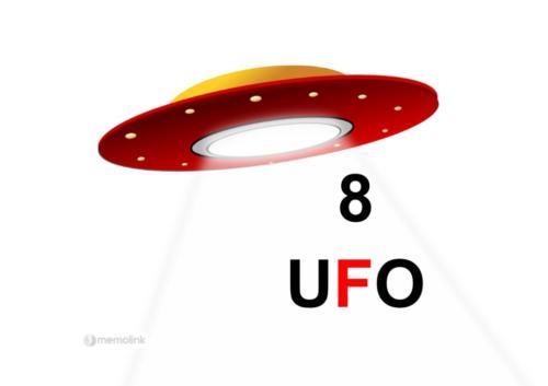 System główny 8 UFO