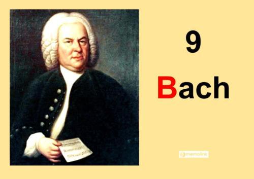 System główny 9 Bach